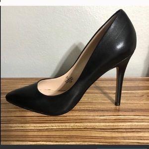 Neiman Marcus Black Pump Heels